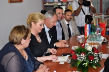 Predsjednica Kolinda Grabar-Kitarović u Boki