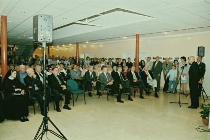 Svečano otvaranje manifestacije Tjedan Hrvata iz CG u Zagrebu