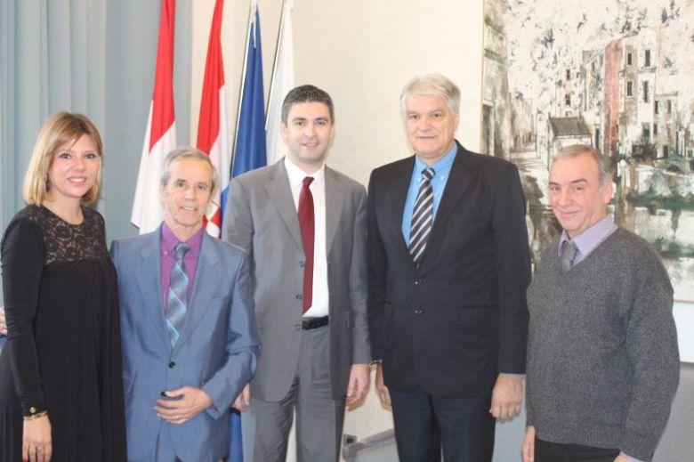 Gradonačelnik Dubrovnika primio predstavnike Hrvatskog građanskog društva