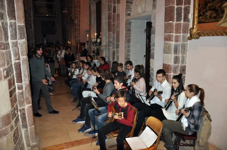 Mandolinski orkestar HGD-a