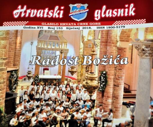 Hrvatski Glasnik 153